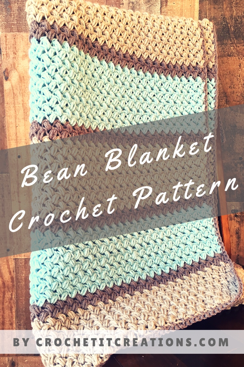 Blankets Archives - Crochet it Creations